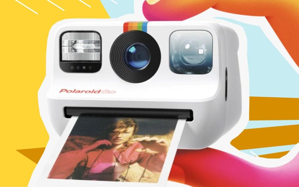 Best Instant Cameras Polaroid Go