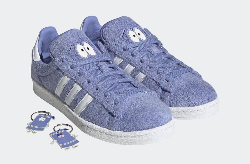 Where To Buy the Blazing Hot South Park x Adidas Towelie Shoes, Launching on 4/20