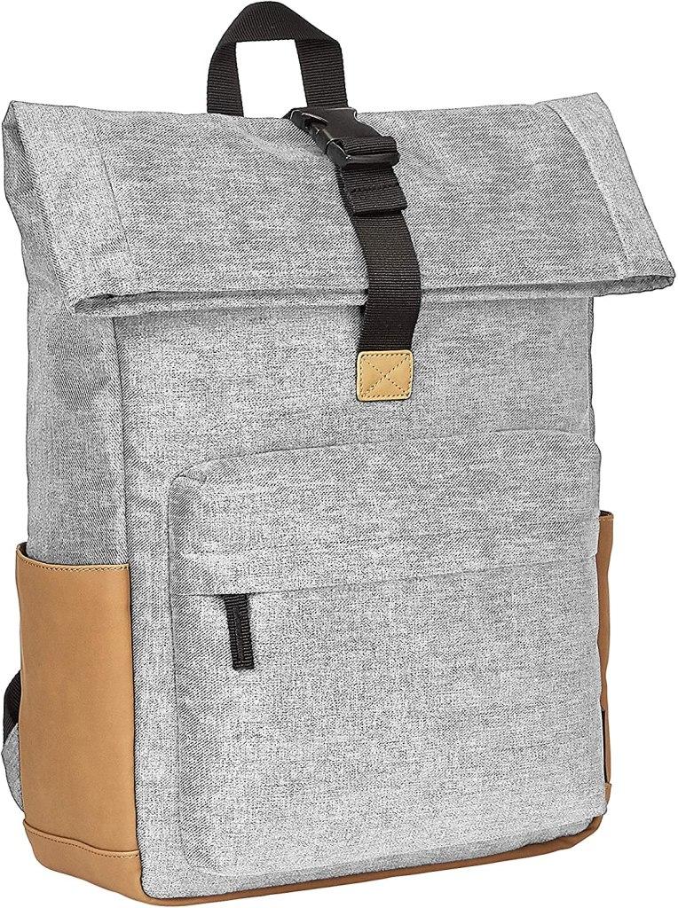 Amazon Basics Rolltop Backpack