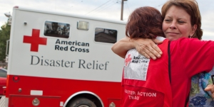 american red cross, best places to donate clothes
