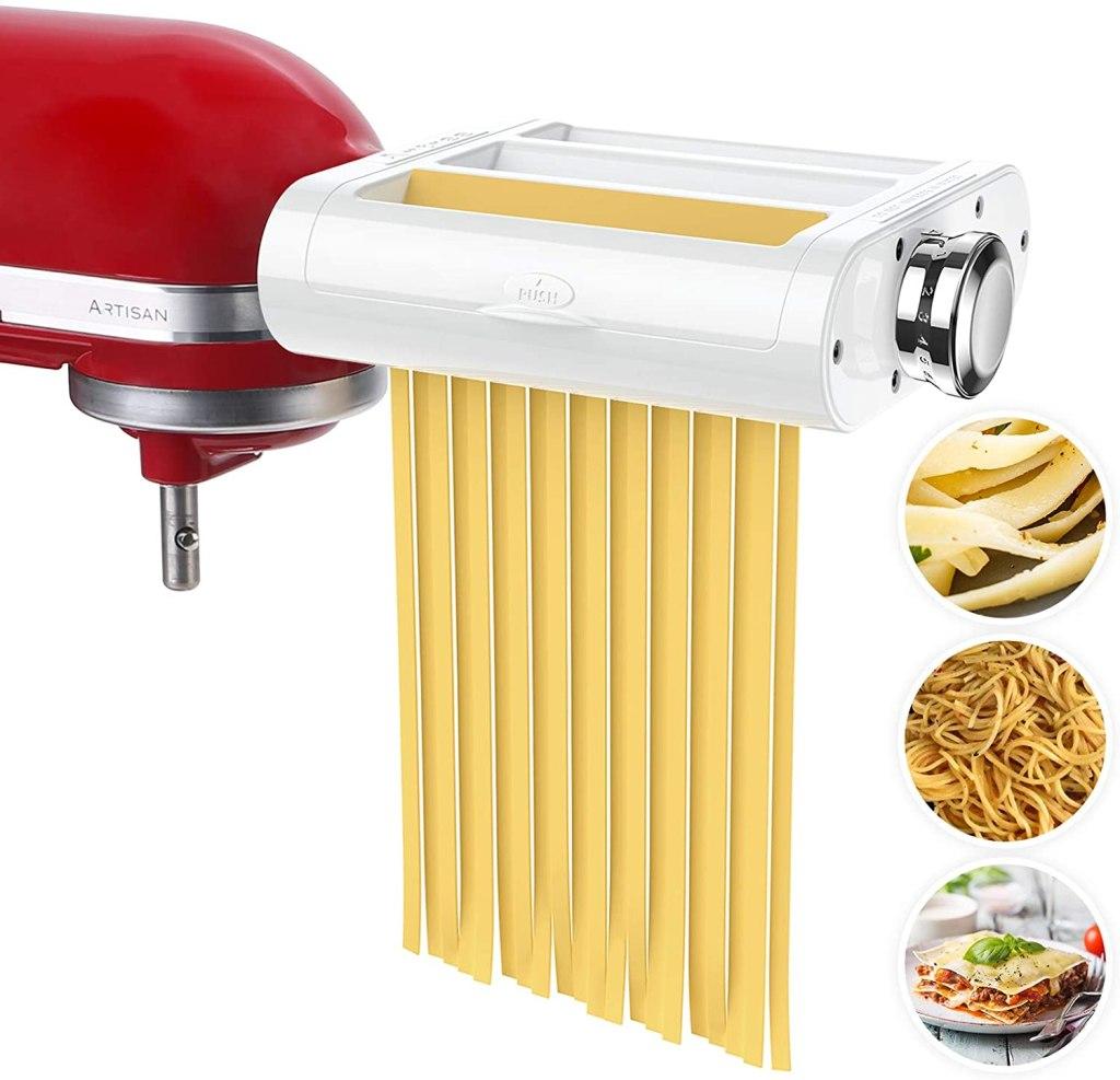 Antree 3 in 1 Pasta Maker Attachment for KitchenAid