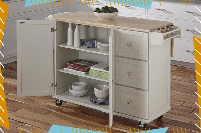 Home Styles Liberty Kitchen Cart