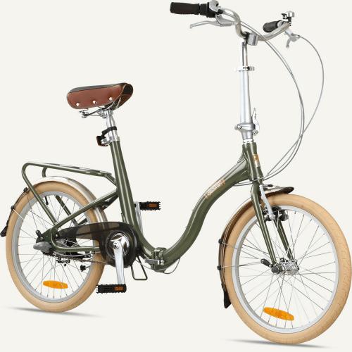 barcelona citizen foldable cruiser bike
