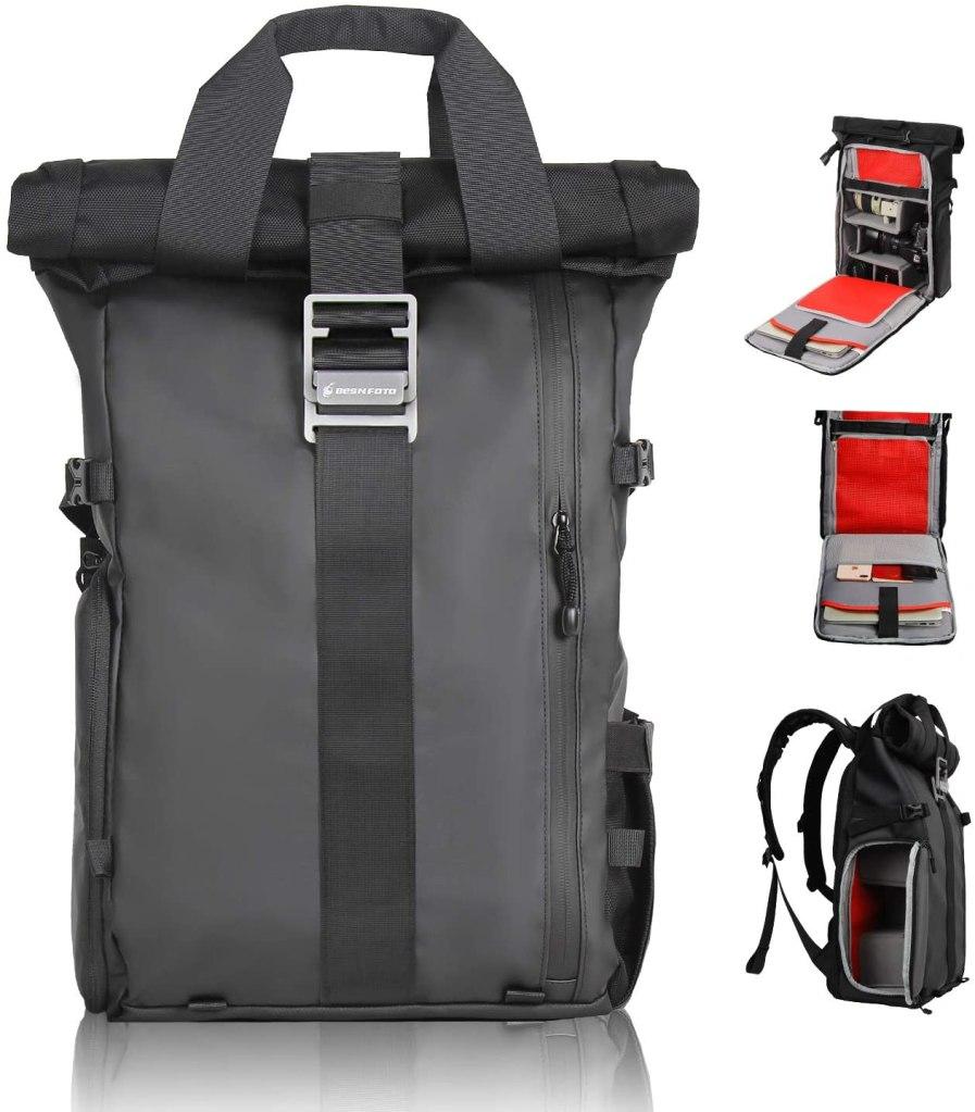 Bensfoto Rolltop Backpack