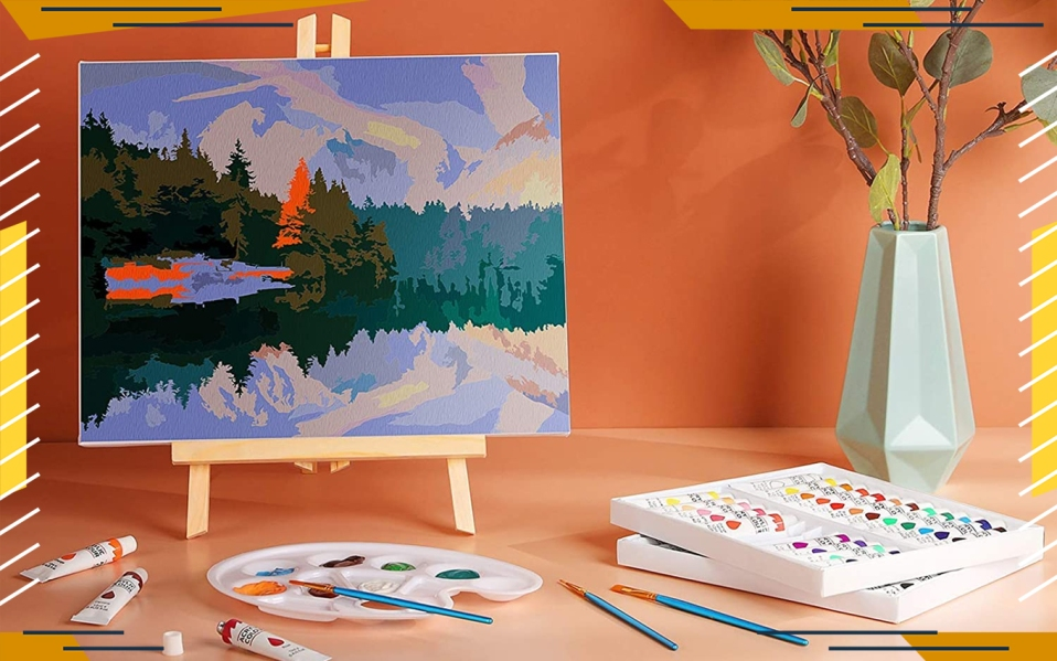 paint by numbers set, best gifts
