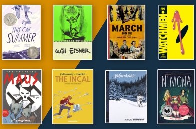 best-graphic-novels
