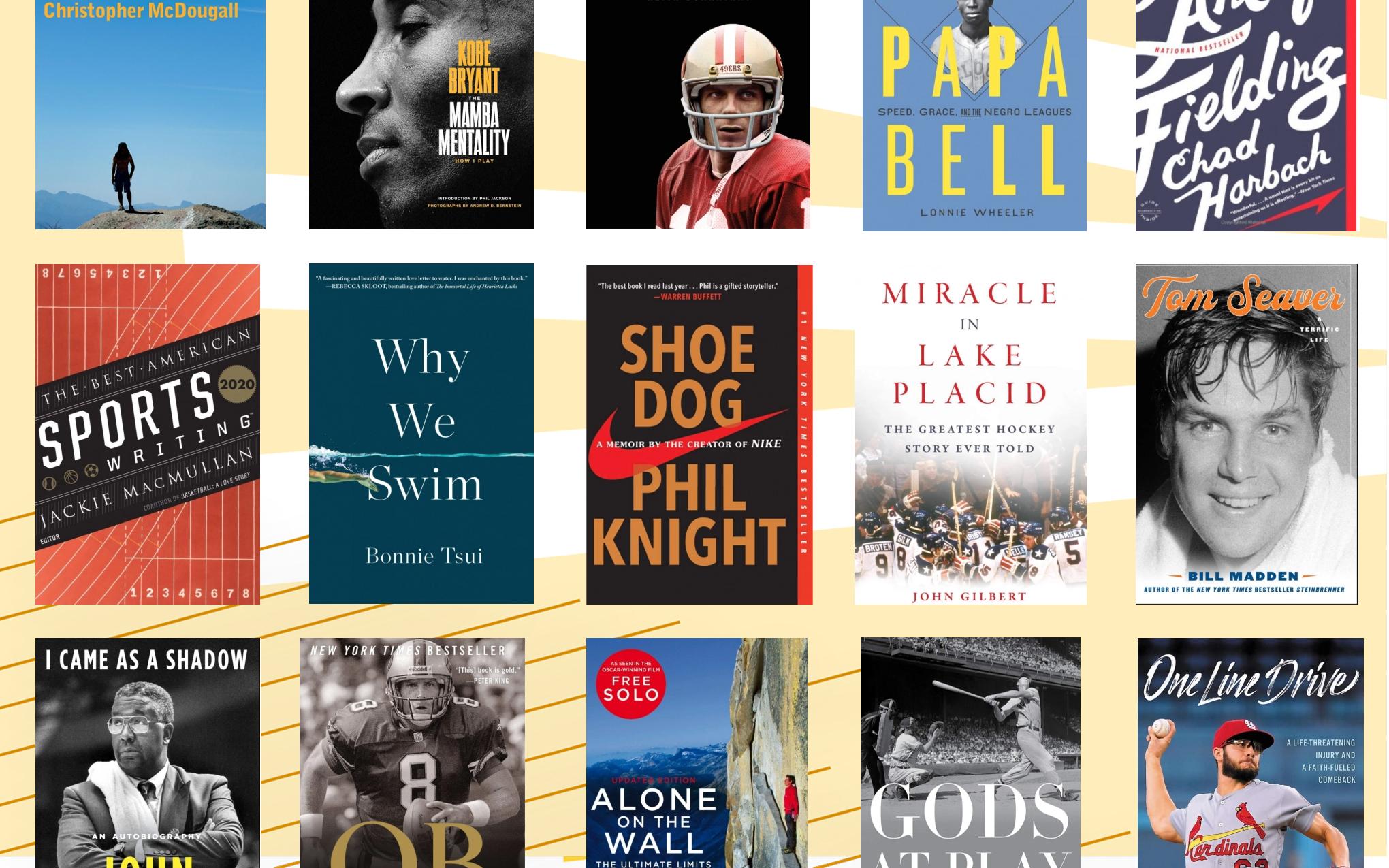 10 sports books