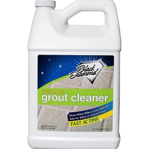 black diamond grout cleaner, best ways to clean grout