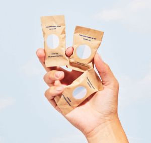 Blueland hand soap refill packs, foaming hand soap refills