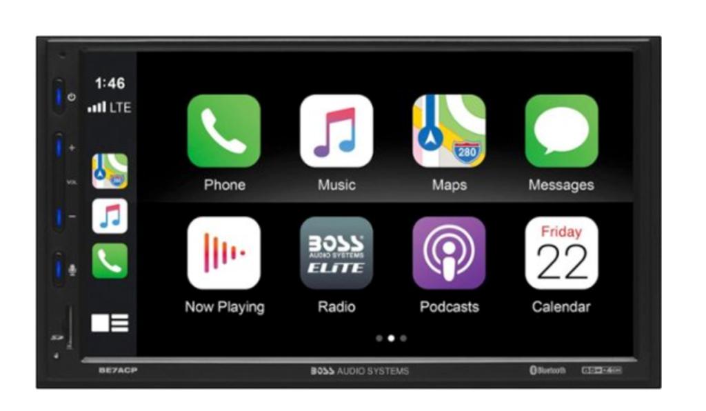 Boss Audio Auto Double Din Car Radio Car Stereo