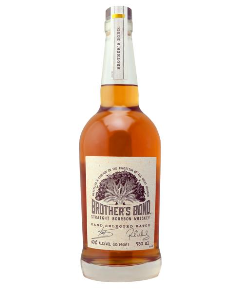 brothers bond bourbon straight bourbon whiskey