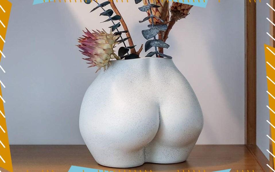 FROZZUR Butt Vase