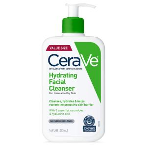 CeraVe hydrating facial cleanser, benefits of getting a vaccine