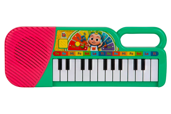 cocomelon keyboard toy