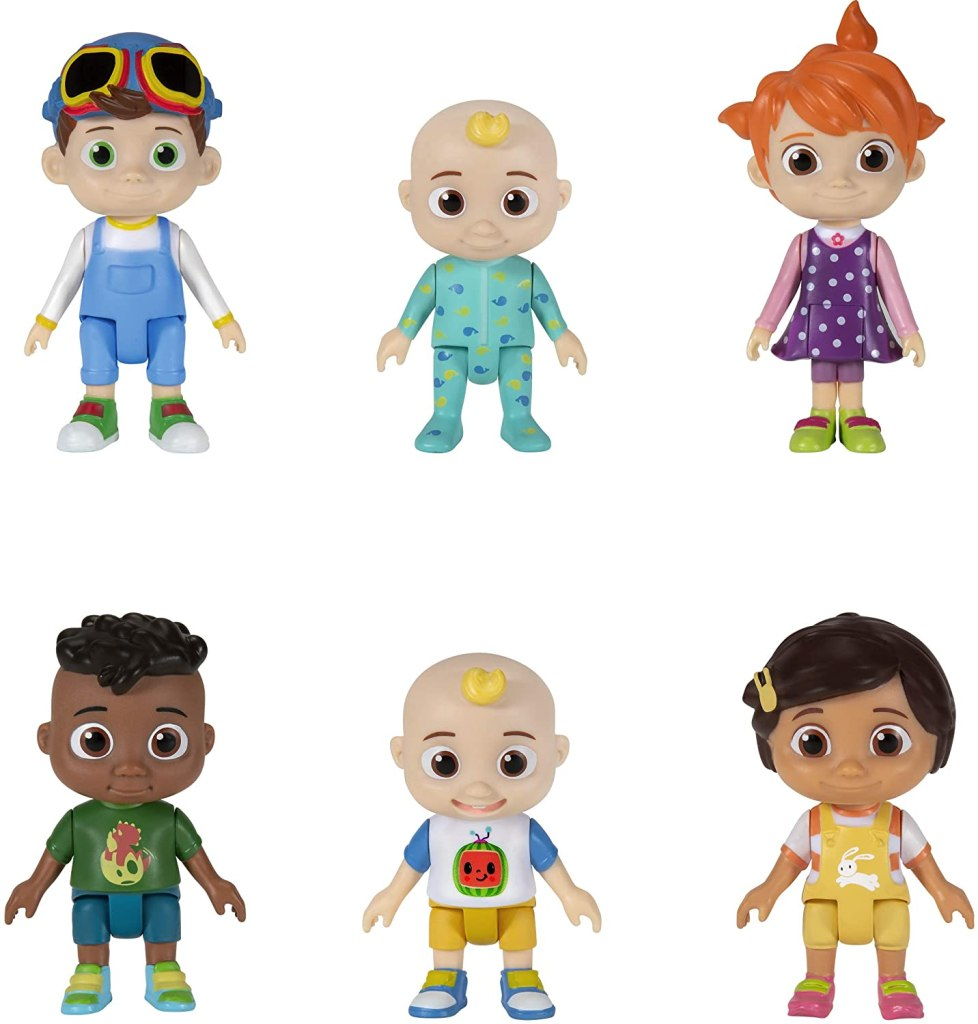 Cocomelon Friends and Family Character Toys