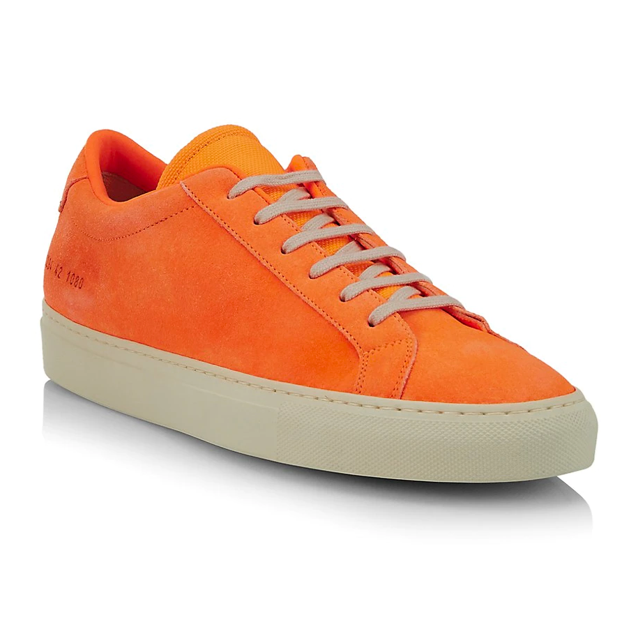 common projets suede sneakers