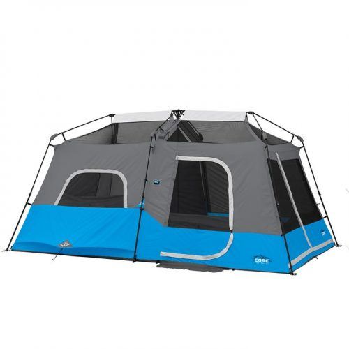 Core lighted tent