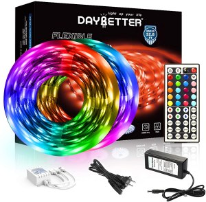 Daybetter LED strip lights, best Amazon deals
