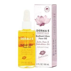 derma-e face oil, what is jojoba oil