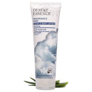 desert essence body lotion, what is jojoba oil