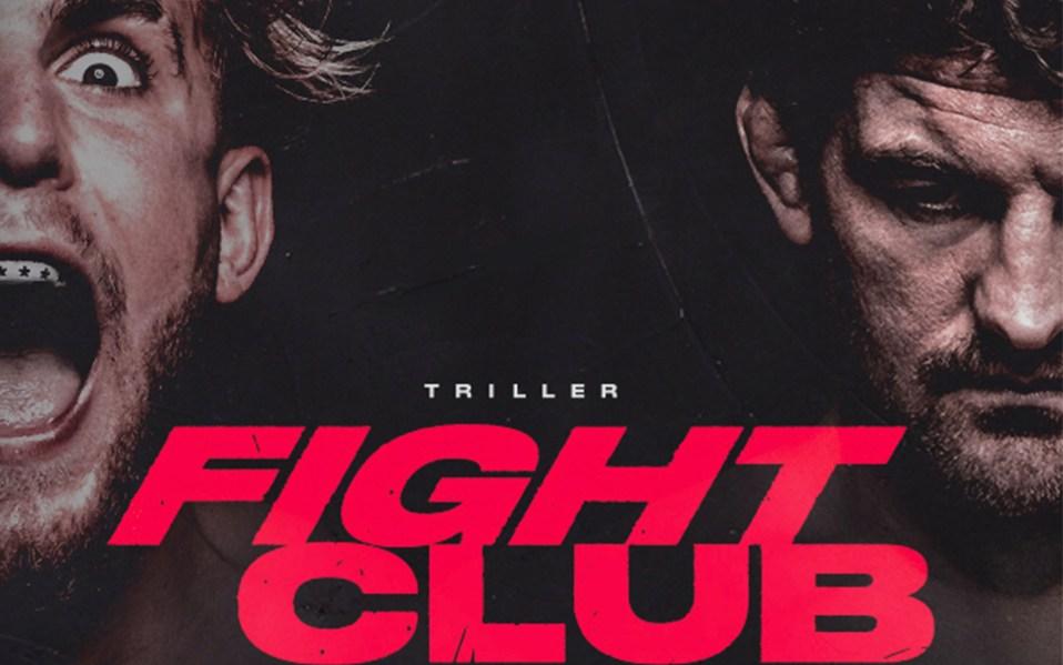 Triller Fight Club: Jake Paul vs