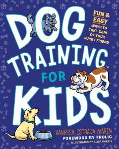 dog training for kids, best dog training books