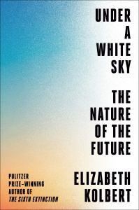 Under a White Sky book