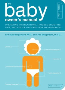 The Baby Manual book