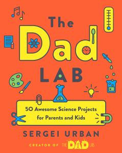 The Dad Lab book
