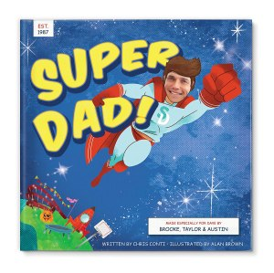 Super Dad book