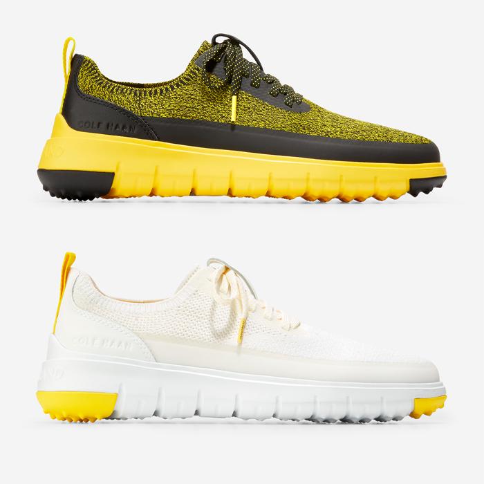 generation zerogrand golf sneakers