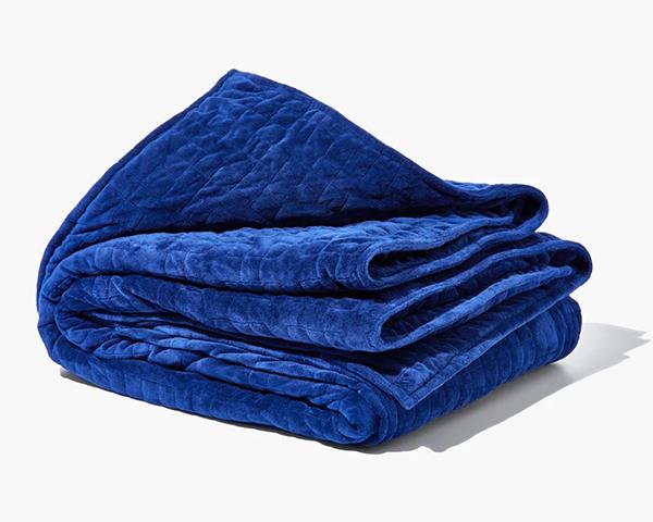 blue gravity blanket