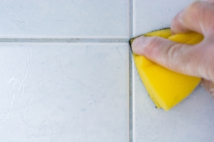 best ways to clean grout