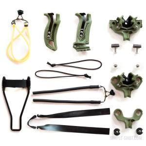 hammer master collection, best slingshot
