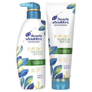 head & shoulders supreme dry scalp shampoo and conditioner, what is jojoba oil
