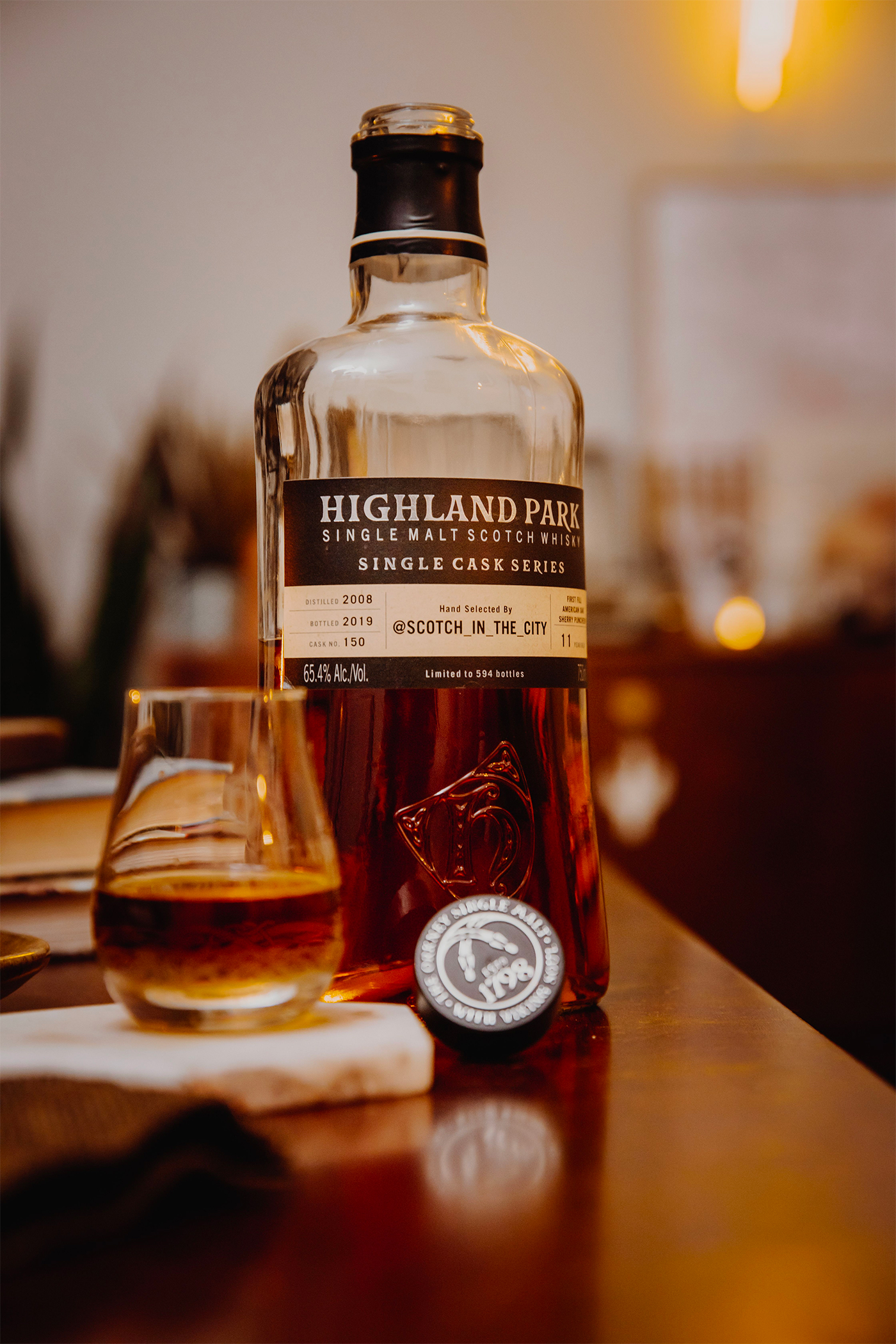 highland park single barrel whisky