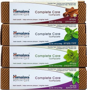 himalaya toothpaste, natural toothpaste