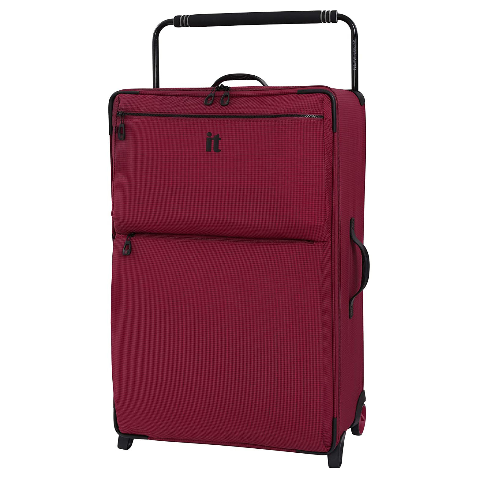 it luggage World's Lightest Los Angeles Softside Upright