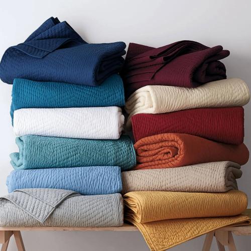 company cotton voile quilt