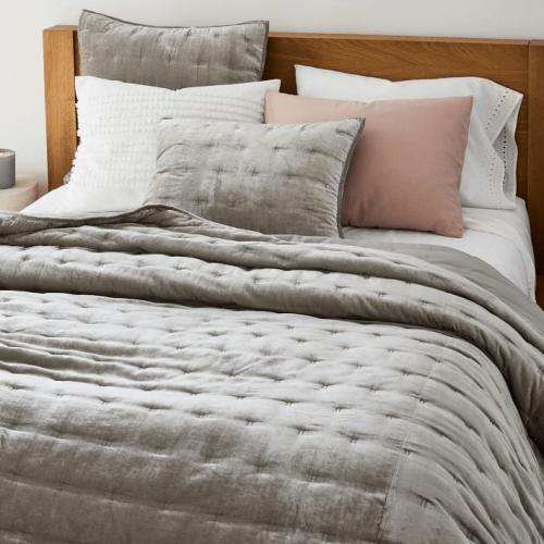 lush velvet quilt