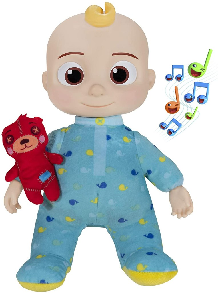 Cocomelon JJ Bedtime Doll