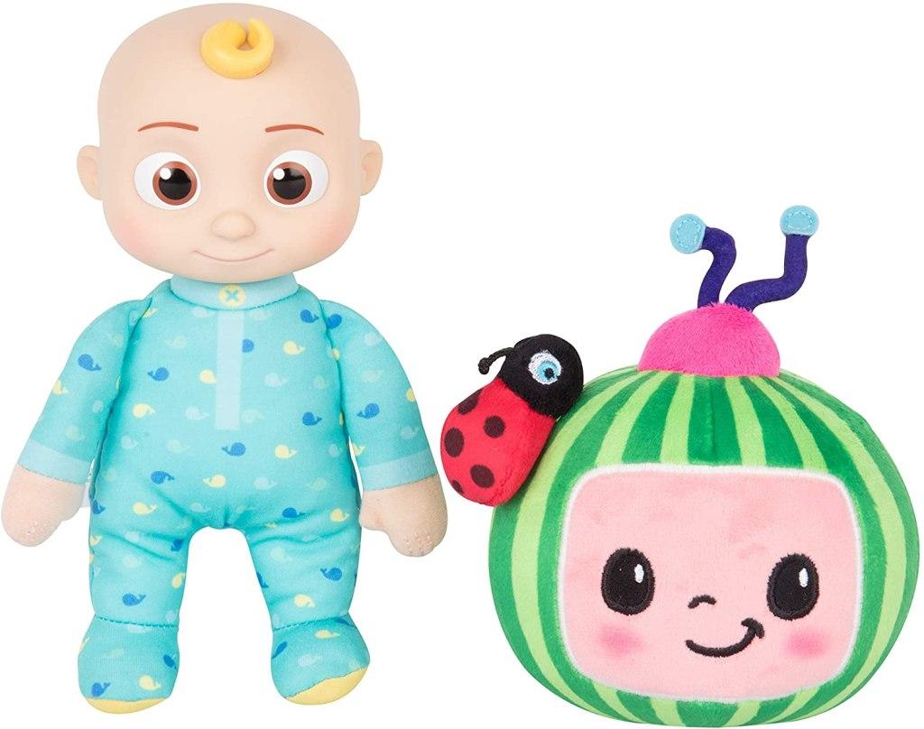 Cocomelon JJ Doll and Melon Plush
