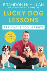 lucky dog lessons, best dog training books