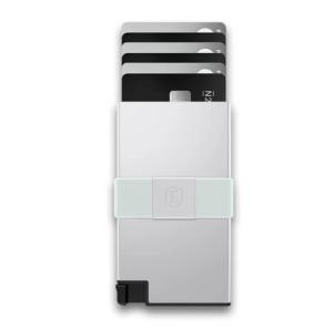 Ekster Aluminum Cardholder, best metal wallet