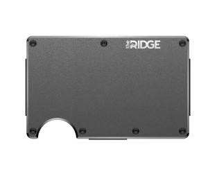 The Ridge Aluminum Wallet, best metal wallet