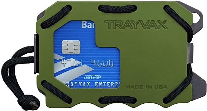 Trayvax Original 2.0 Metal Wallet, best metal wallet