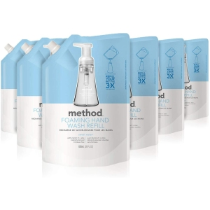 method foaming hand wash refill