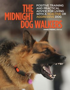 the midnight dog walkers, best dog training books