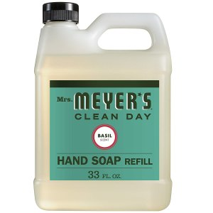 mrs. meyer's clean day hand soap refill, foaming hand soap refills
