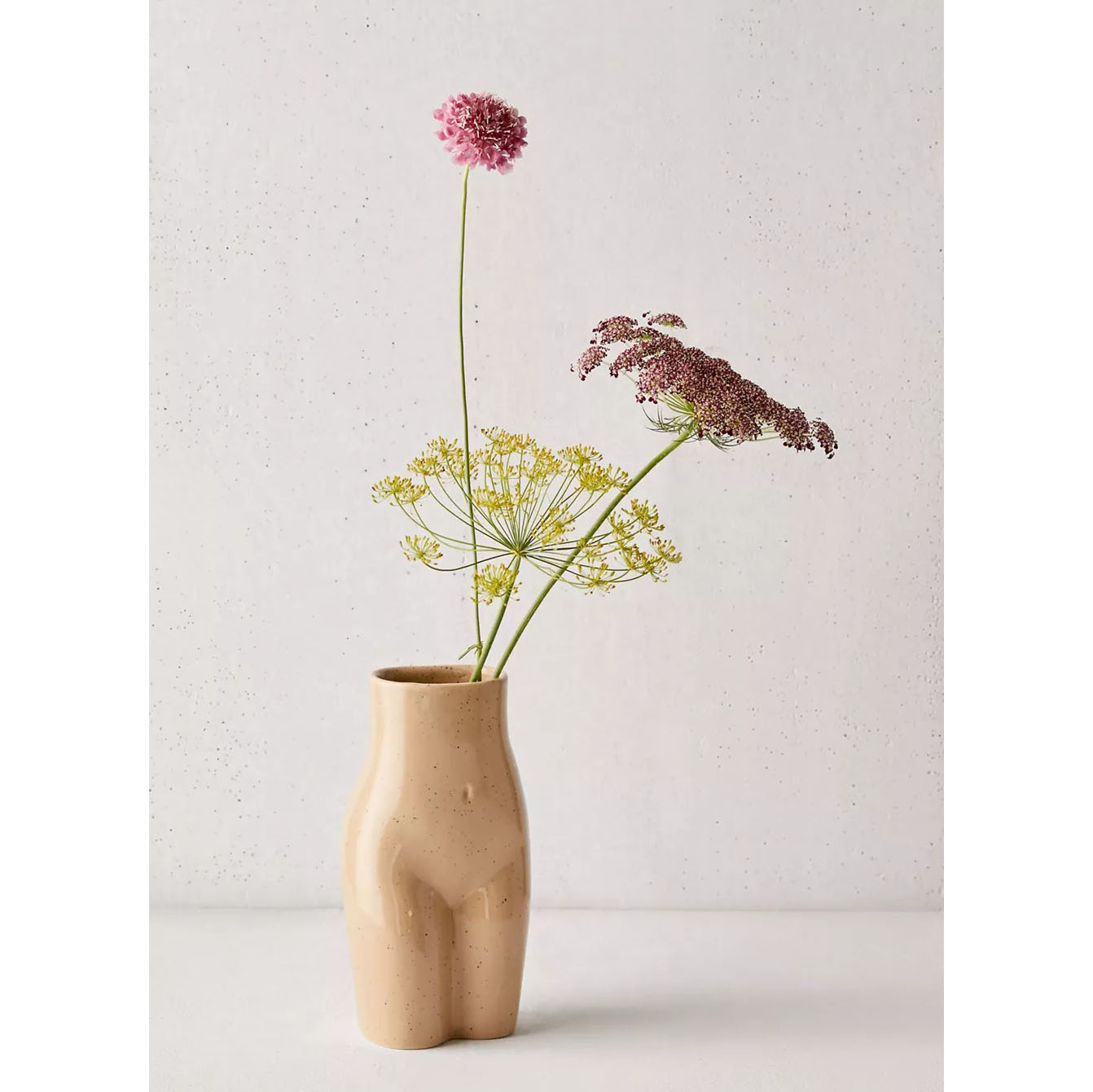 Urban Outfitters Female Form Vase